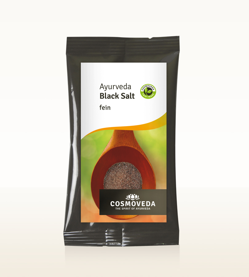 Ayurveda Black Salt 100g