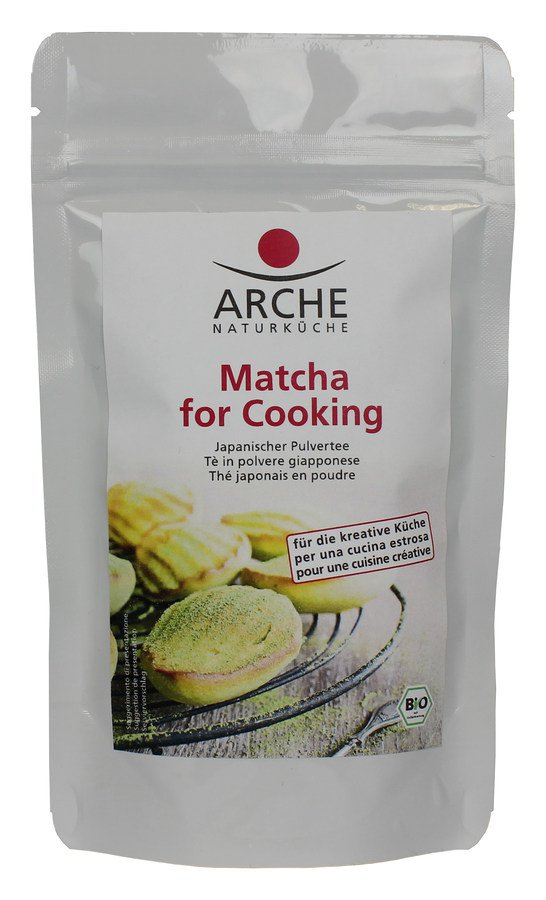 Bio Matcha for Cooking 75g