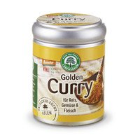 Bio Golden Curry Demeter 55g
