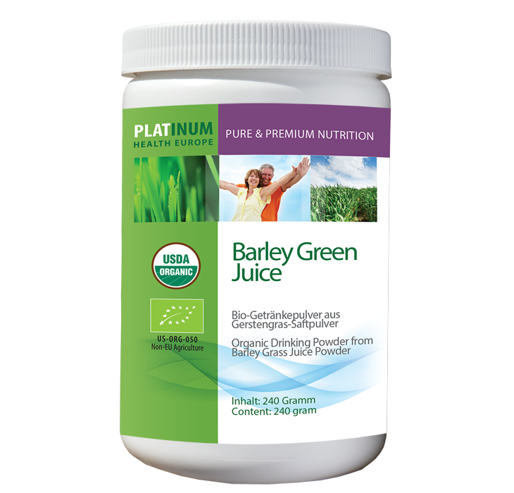 Barley Green Juice, 240g