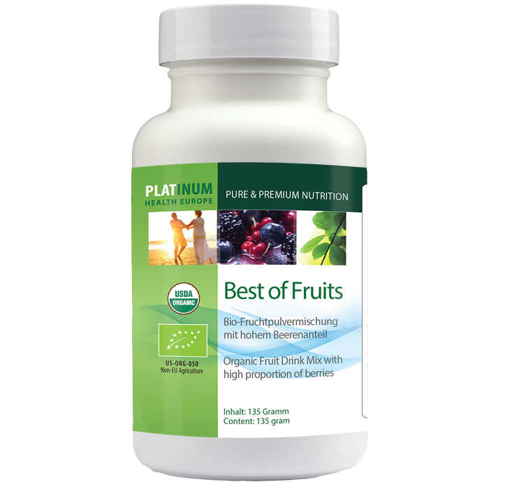 Best of Fruits, 135g