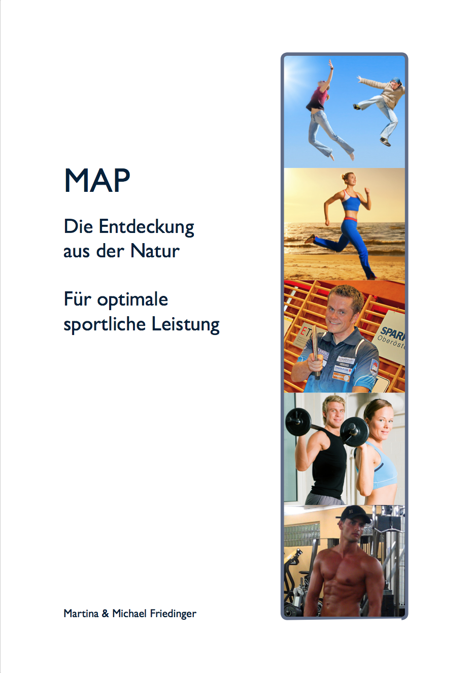 Booklet MAP im Sport (Martina & Michael Friedinger)