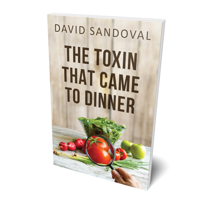 Buch: The Toxin that Came to Dinner, David Sandoval