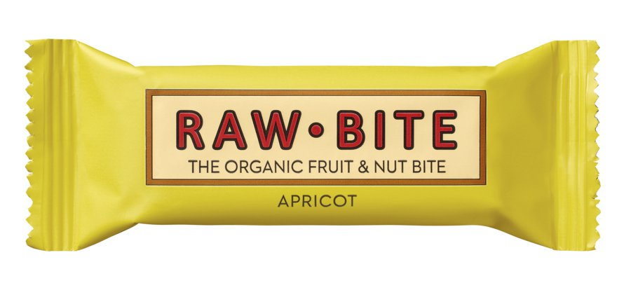 Bio Apricot Raw Bite Riegel 50g