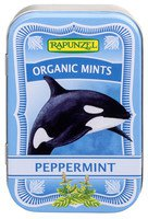Organic Mints Peppermint 50g
