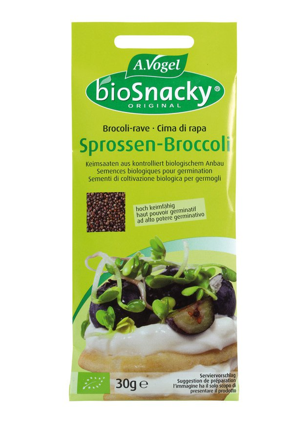 Bio Keimsaat Sprossen - Broccoli 30g