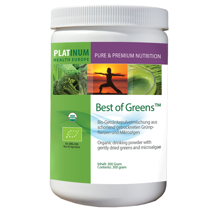 Best of Greens, 300g