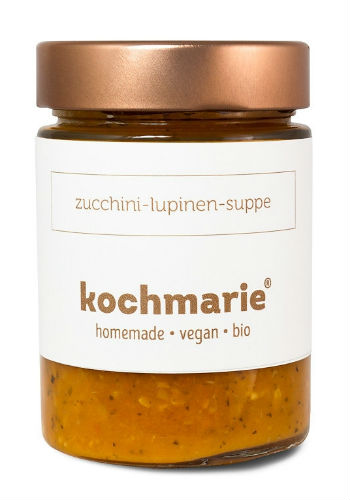 Bio Zucchini Lupinen Suppe 305ml